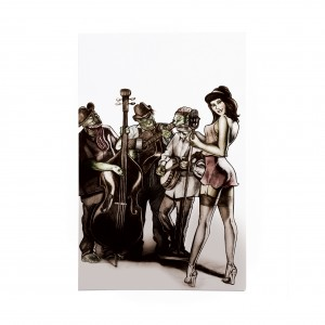 Wasteland Zombie Band